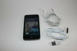 Apple iPod Touch 2nd Gen Generation A1288 8GB - Black MC086LL/A 384 Songs OEM - $49.45