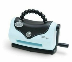 Sizzix Texture Boutique Embossing Cardmaking Purse Style Machine Only - $23.00