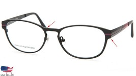 "PRODESIGN DENMARK 4375 c.6031 BLACK EYEGLASSES FRAME 52-16-140mm Japan ""... - $49.49"