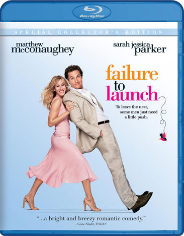 Failure To Launch (Blu Ray) (Ws/2017 Re-Release)
