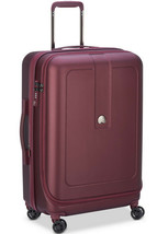 "Delsey Helium Shadow 4.0 25"" Hardside Spinner Suitcase - Black Cherry - $105.52"