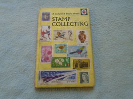 1969  Lady Bird Book Stamp Collecting - $7.94