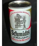 Bicentennial SCHMIDT'S BEER Can Cornwallis Surrenders - $9.99