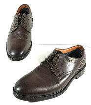 Clarks Chilver Walk Gore-Tex Derby Shoes Oxfords Men's Size 8.5M Brown 2... - $38.70