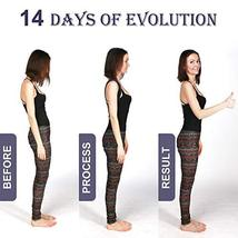 Comezy Back Posture Corrector for Women & Men - Powerful Magic Stickers Adjustab image 4