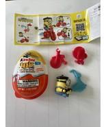Kinder Joy Egg Rise Gru Minions Collectible Figure Bicycle Bike Rider  - $8.71