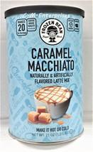 Frozen Bean Caramel Macchiato Flavored Latte Mix 21 oz - $7.67