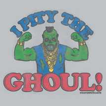 New Mens David and Goliath I Pity The Ghoul T-Shirt - $17.99
