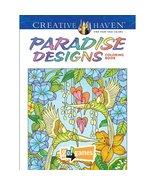 Paradise Designs Coloring Book - $8.91
