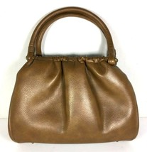 Garay True Vintage Brown Faux Leather Multi Compartment Handbag - $43.64