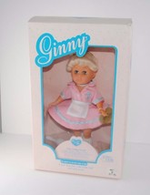 Vintage Original Ginny Car Hop Pink Doll NIB Bo... - $34.65