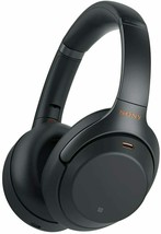 Sony WH-1000XM3 Wireless Noise-Canceling Over-Ear Headphones Black - USA Seller! - $163.93