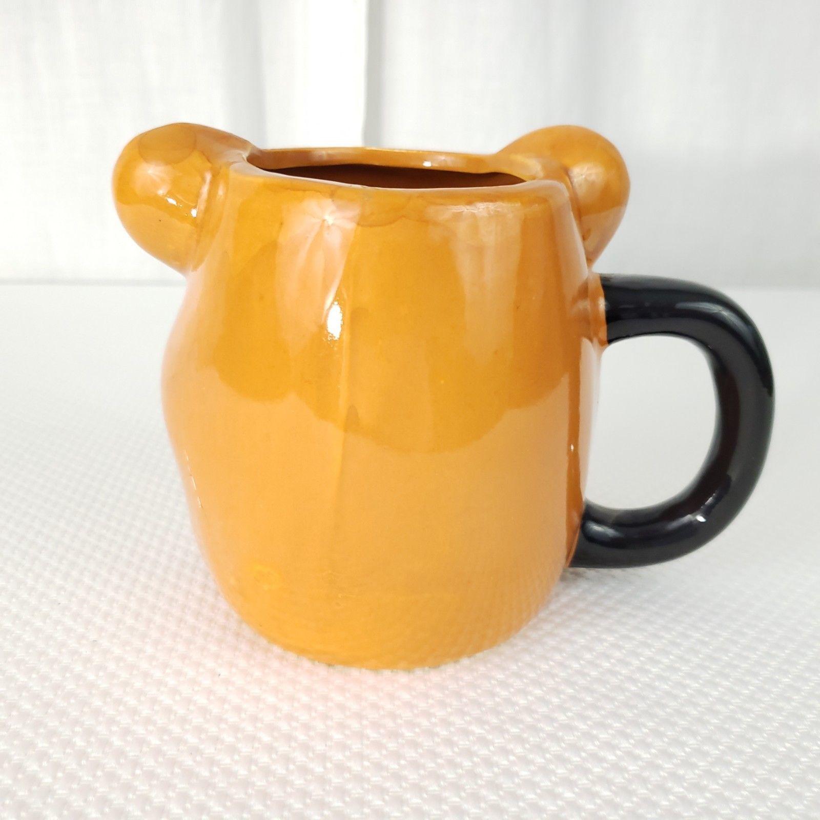 Five Nights At Freddy's Fazbear Molded Ceramic Mug With Damage