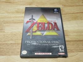 Legend of Zelda Collector's Edition (Nintendo GameCube, 2003) - $54.44