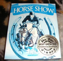 Horse Show Card Game for Kids Dr. Toy Winner! Gamewright-Great For Game ... - $12.00