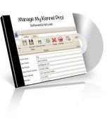 Manage My Kennel Pro [CD-ROM] Windows - $29.97