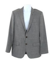 J Crew Men's Ludlow Suit Jacket In Italian Stretch Worsted Wool Gray 36R... - $229.99