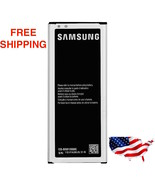 NEW Samsung Galaxy Note 4 IV Battery 3220mAh EB-BN910BBE BBZ BBU for SM-N910 - $4.97
