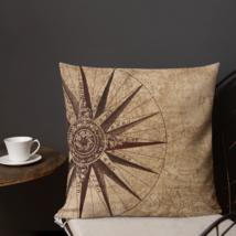 Shabby Chic Badge Garden Patio Decorative Pillow Cushion   - $23.99+