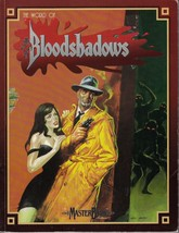 The World of Bloodshadows - Masterbook Game - SC - 1994 - 0-87431-379-1 - $5.87