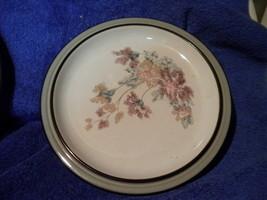Denby Romance England Salad Plate Floral - $9.49