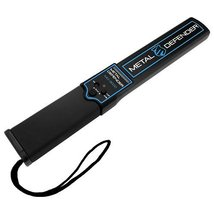 Vibration & Audio Alert Portable Security Hand Held Metal Detector Wand with LED - $49.49