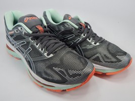 Asics Gel Nimbus 19 Size US 9.5 M (B) EU 41.5 Women's Running Shoes Silver T750N