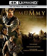 The Mummy Ultimate Trilogy  [4K Ultra HD + Blu-ray 6 Disc Set]  - $29.95