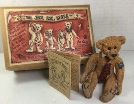 "Boyds Bears The Shoe Box Bears Augustus ""Gus"" Grizberg - $24.24"