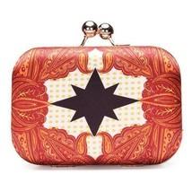 Women Retro Clutch Bag Evening Party Bag - $27.26