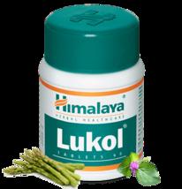 Himalaya Lukol - combats leukorrhea & PID causing fungi - 60 Tablets - $15.17