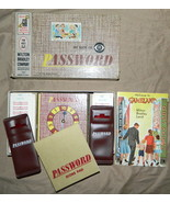 Password  Vintage 1962 Game-Complete - $16.00