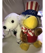 VINTAGE 1980 Wallace Berrie Co. LA Olympics, 1993 Coca Cola Polar Bear P... - $49.99