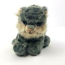K&M International Wild Republic Wild German Cat Plush Stuffed Animal Gra... - $20.78