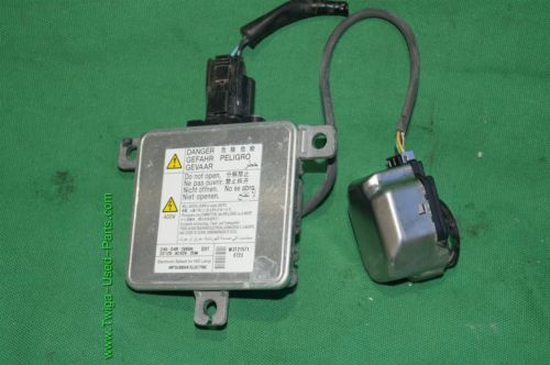 11-16 Honda CR-Z CRZ EX Xenon HID Headlight Head Lamp Ballast Igniter W3T21571