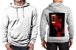 Constructivism II Limited Classic Hoodie Men White - $39.99