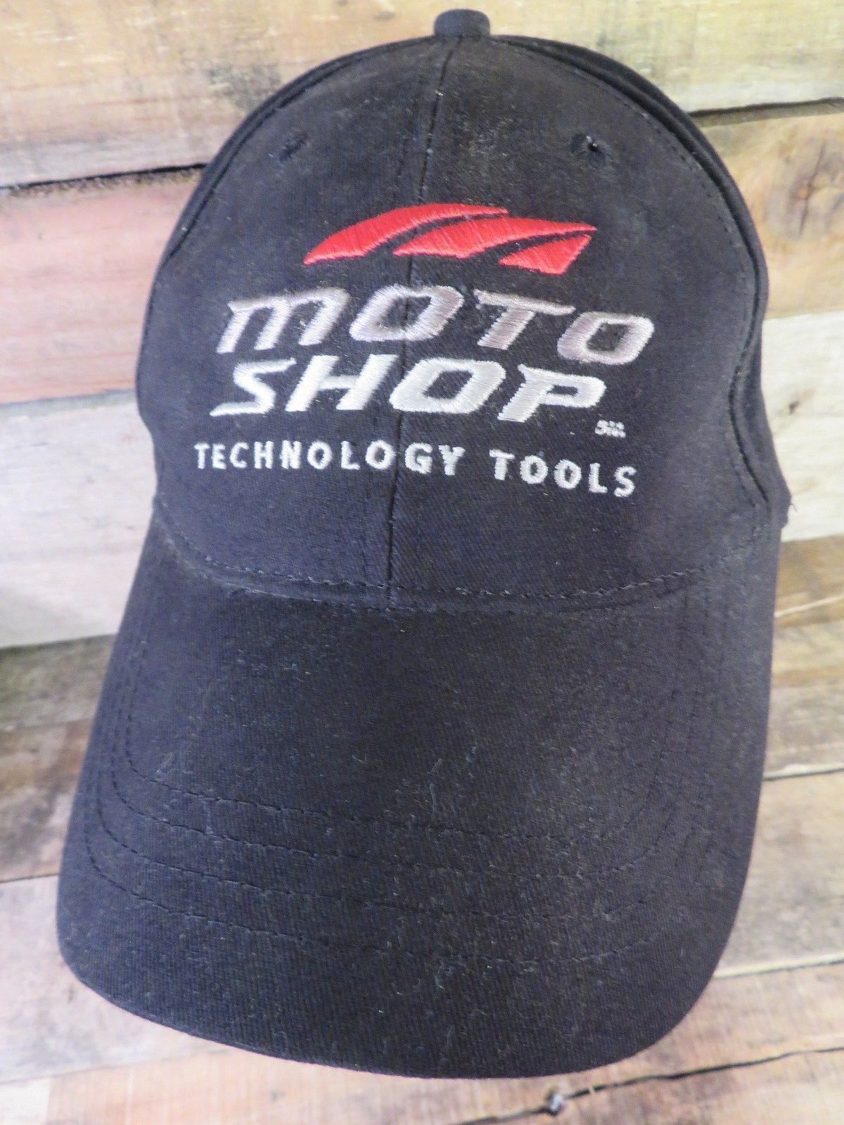 Primary image for MOTOSHOP Technology Tools Automotive Shops Adjustable Adult Hat Cap