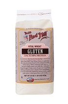 Bob's Red Mill Vital Wheat Gluten Flour, 22-ounce - $38.17