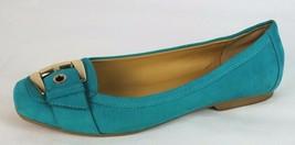 Nine West à Pois Femmes Chaussures Ballerines Plates Cuir Supérieur Tail... - $21.10