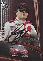 Autographed Kyle Larson 2015 Press Pass Racing Cup Chase Edition (#42 Target Tea - $44.99