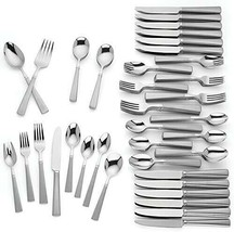 Lenox Babson 110-Piece Flatware Set Service for 12 Stainless 18/10 New - $276.90