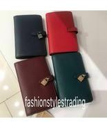 NWT Michael Kors ADELE Slim Bifold Pebbled Leather Wallet In Various Colors - $33.51
