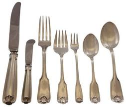 Benjamin Franklin by Towle Sterling Silver Flatware Set 12 Service 90 pcs Dinner - $6,500.00