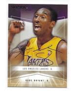 2004-05 Skybox Autographics Kobe Bryant Base Card - $6.95