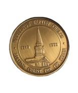 Warrenton Baptist Church 1849 1999 Commemorative Coin Token - $338,58 MXN