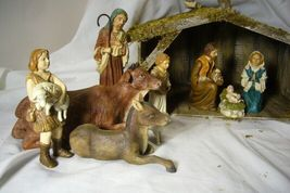Bethany Lowe Nativity and Creche image 6