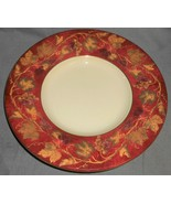 """Crate & Barrel VOLANTE PATTERN 16"""" Round Serving Platter MADE IN ITALY - $49.49"""