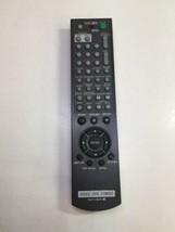 GENUINE SONY RMT-V501A DVD/VCR COMBO REMOTE CONTROL ORIGINAL SLVD300P, S... - $20.42