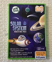 Leap Frog TAG Reading System SOLAR SYSTEM ADVENTURE PACK - New in Box - $17.10