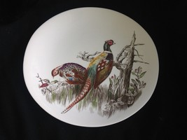 Johnson Brothers Game Birds Pheasant Plate serving Platter England vintage  rare - $25.00